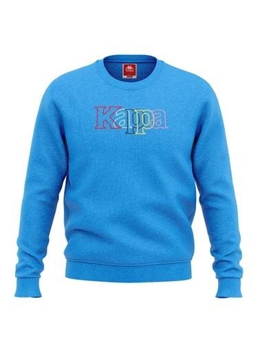 Kappa Çocuk Sw-Shirt Tartıv  Saks